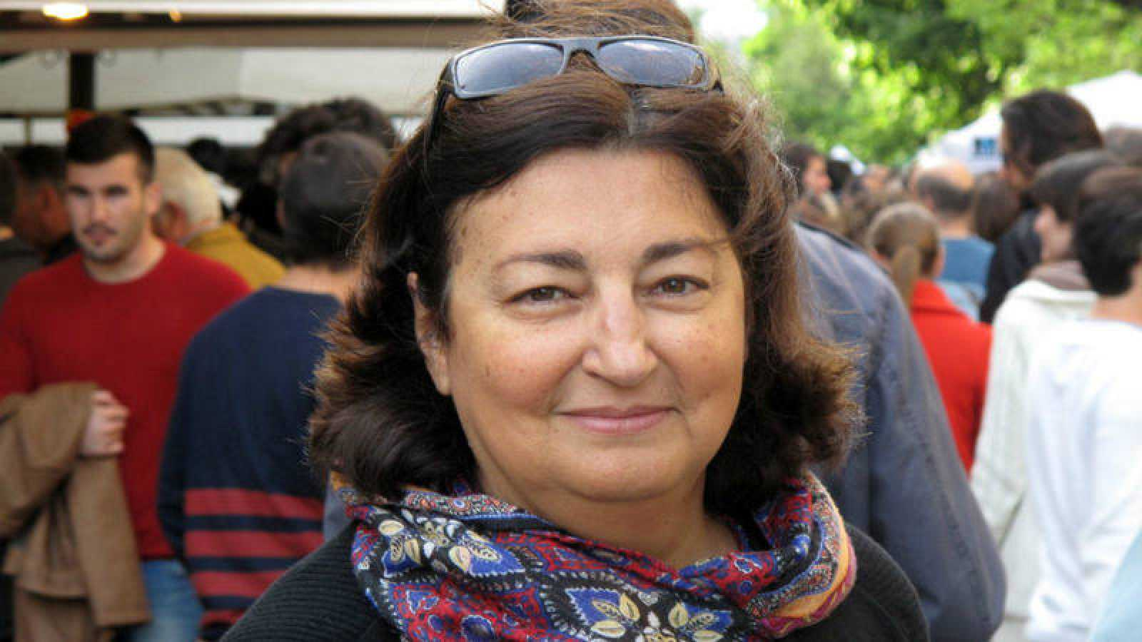 María José Guerra, catedrática de Filosofía Moral de la Universidad de la Laguna