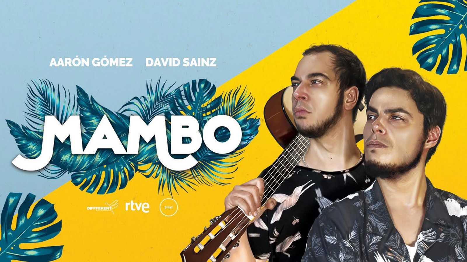 Cartel promocional de 'Mambo'