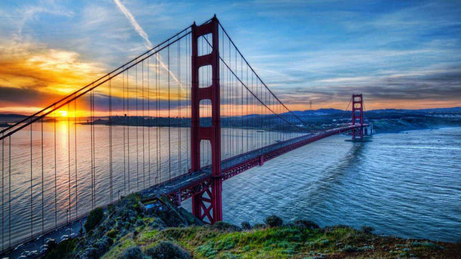 El Golden Gate de San Francisco
