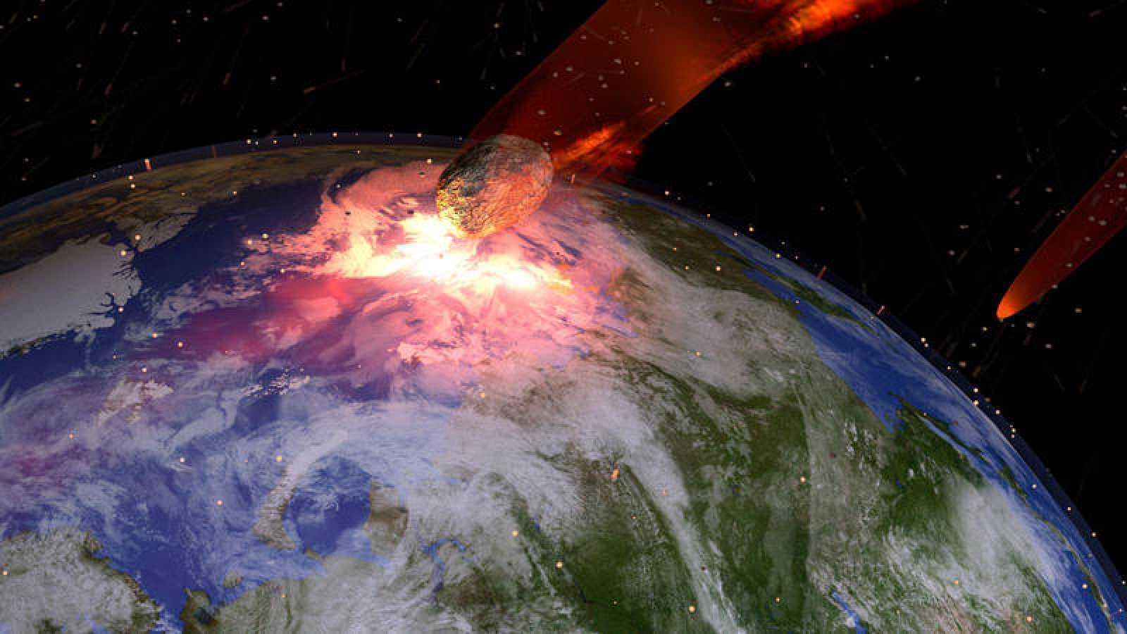 Las Aves Terrestres Lograron Sobrevivir A La Extincion Rtve Es Un grupo de geólogos de la universidad de berkeley (california) ha descubierto que el impacto de un meteorito hace ahora 66 millones de años modificó la actividad volcánica. las aves terrestres lograron sobrevivir
