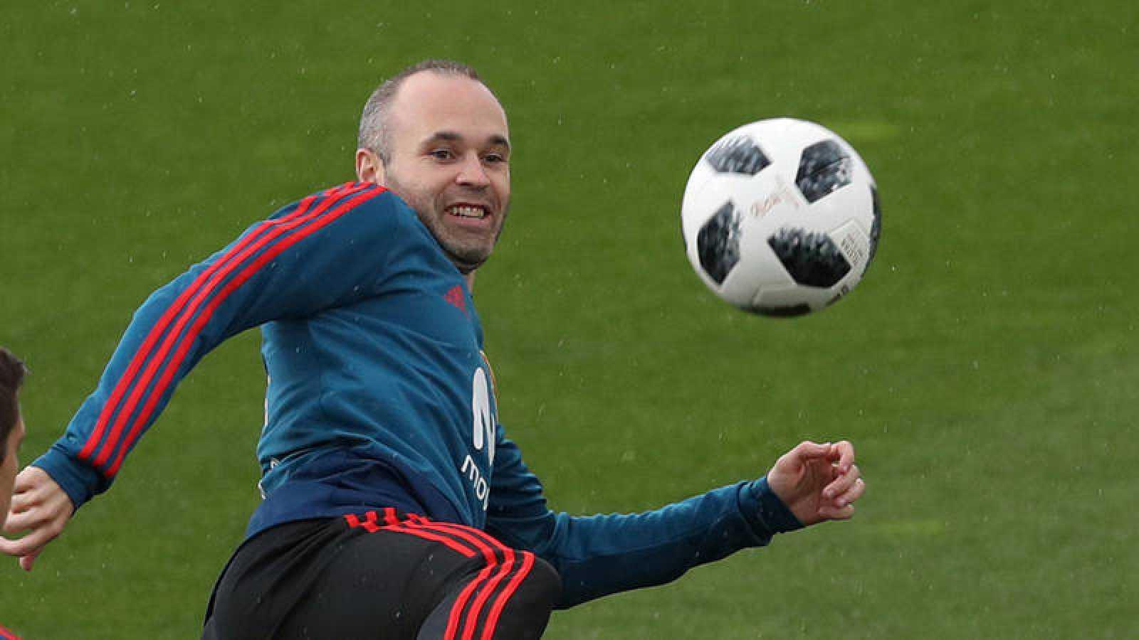 """Iniesta: """"Ganar un Mundial es algo casi imposible"""""""