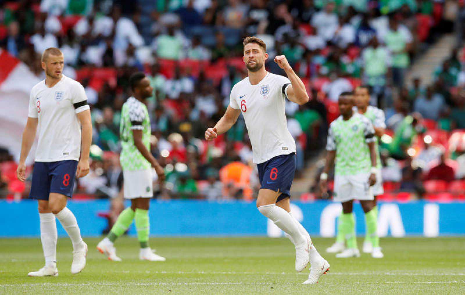 Inglaterra - Nigeria