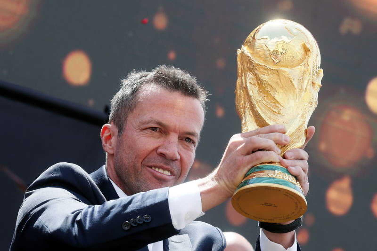 La Copa del Mundo llega a Moscú