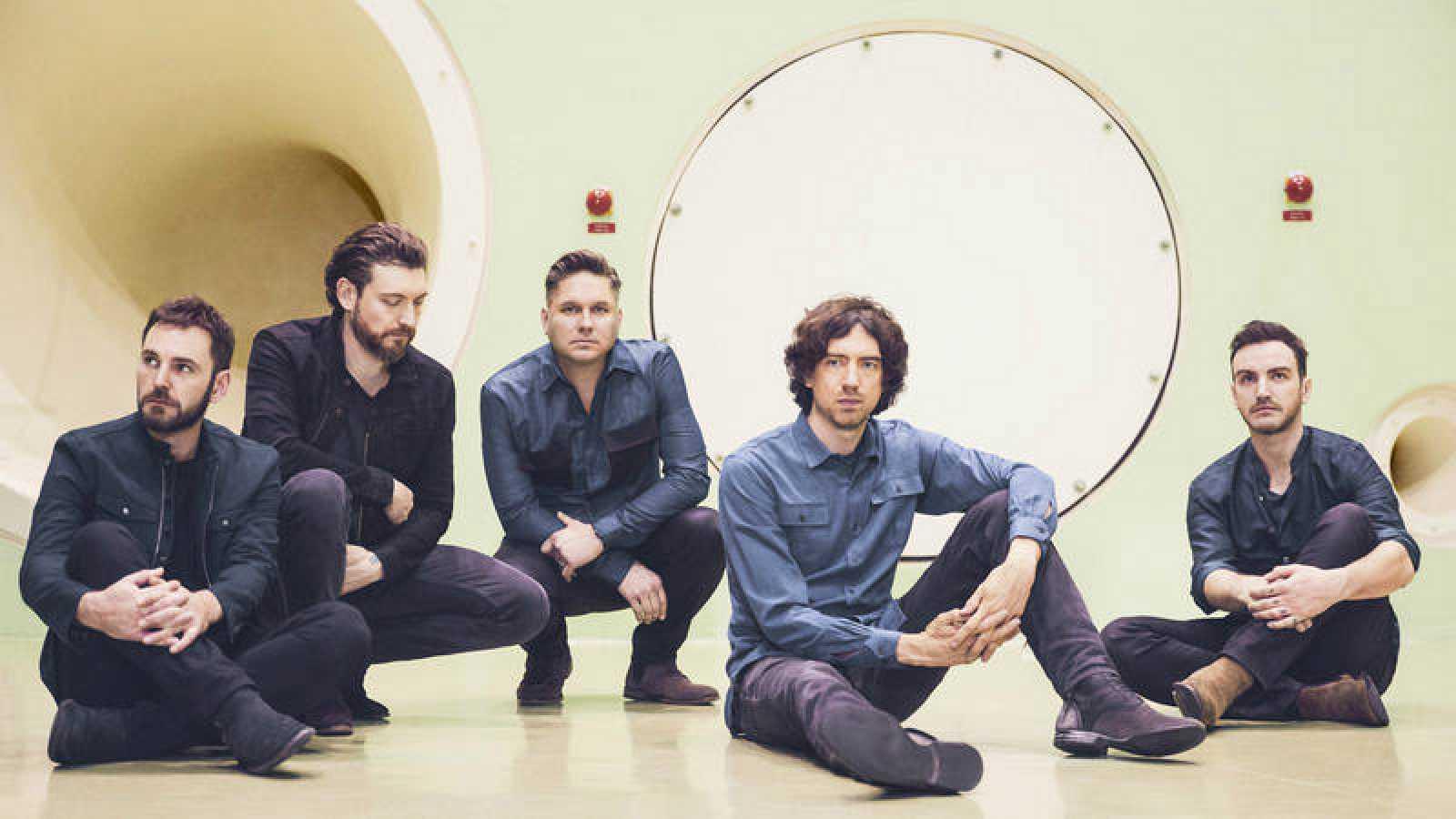 Snow Patrol pasarán en febrero a presentar su nuevo disco Wildness