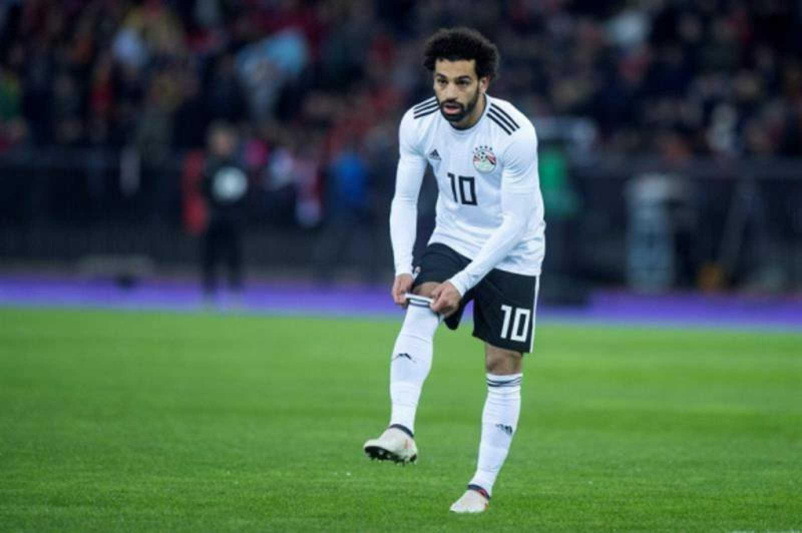 Salah, en la lista de Egipto para el Mundial