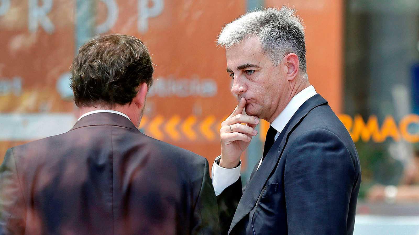Ricardo Costa declara ante el juez que dos empresas del circuito de Fórmula 1 en Valencia dieron dinero al partido