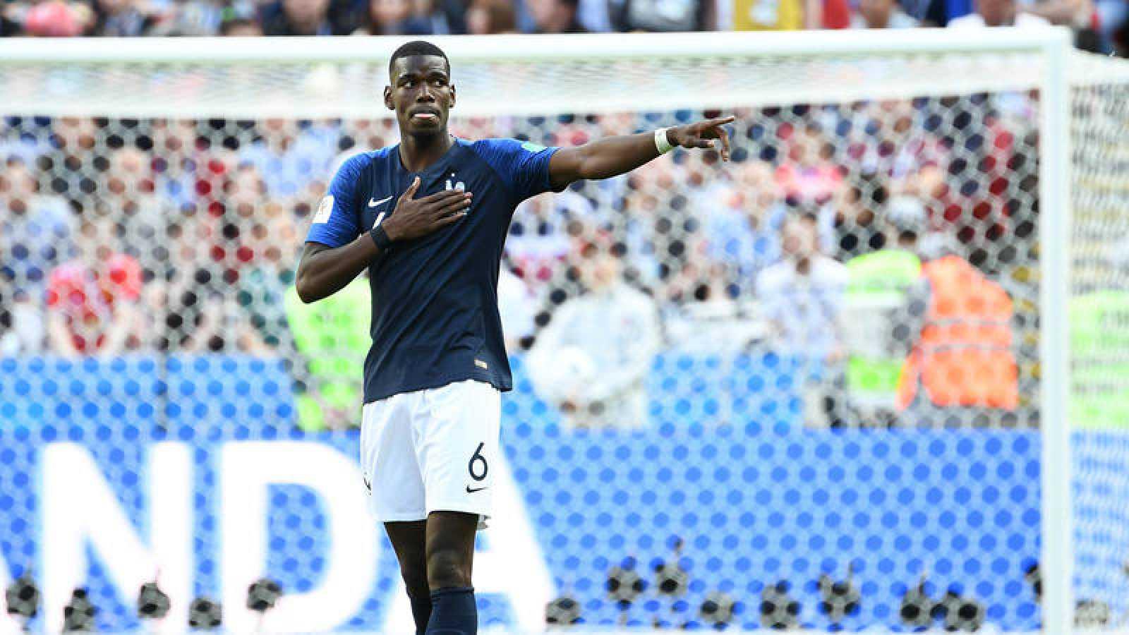 Francia vence a Australia por 1-0 gracias  a un tanto de Pogba