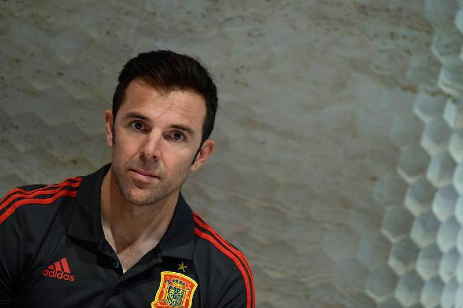 El exjugador de la selección y del Sevilla, Carlos Marchena.