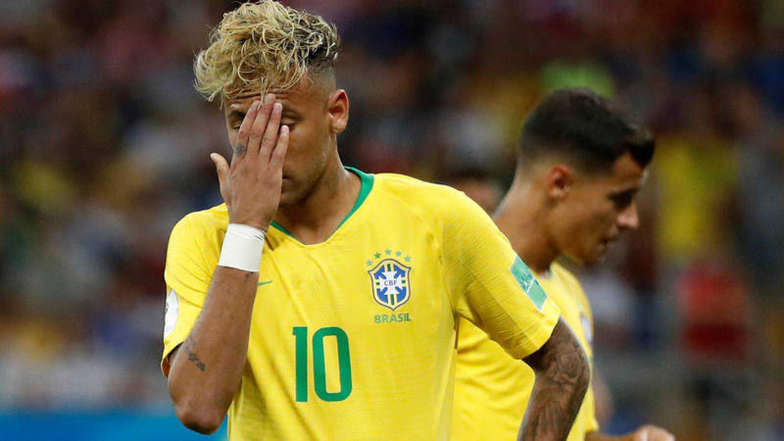 Brasil paga su indolencia y empata con Suiza