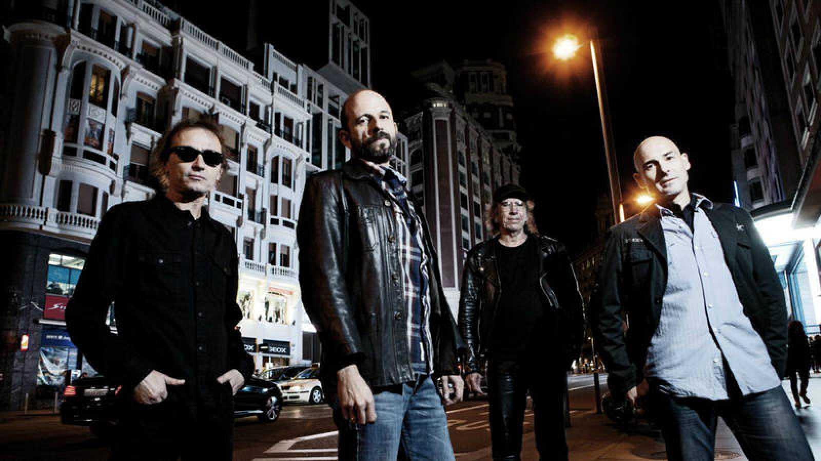Los Enemigos, los grandes embajadores del rocknroll de tasca madrileña