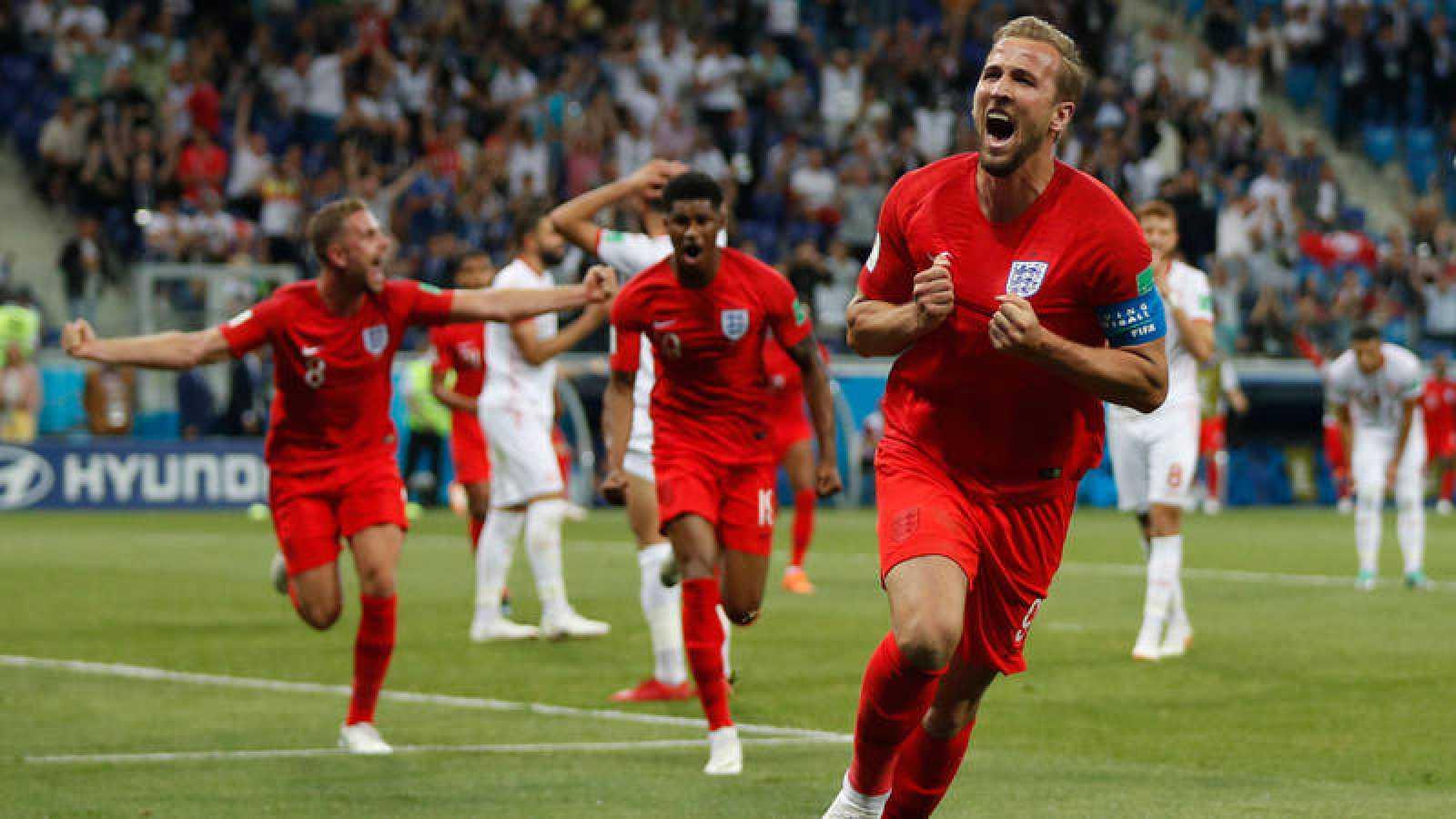 Harry Kane salva a Inglaterra sobre la bocina