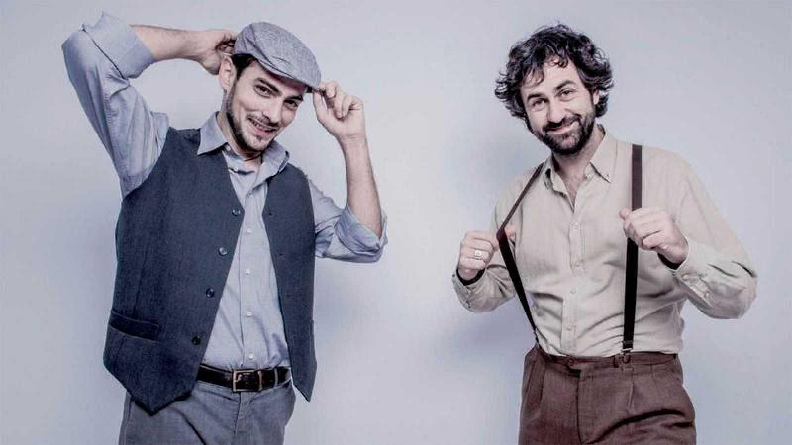 Fetén Fetén presentarán su nuevo disco, 'Melodías de Ultramar', en directo