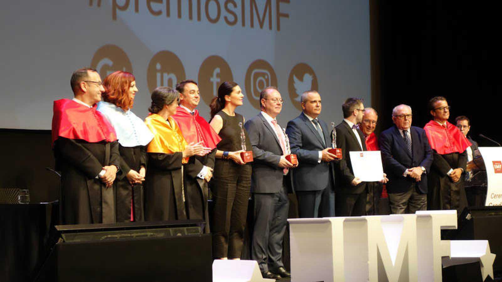 Premio IMF Medio de Comunicación 2017