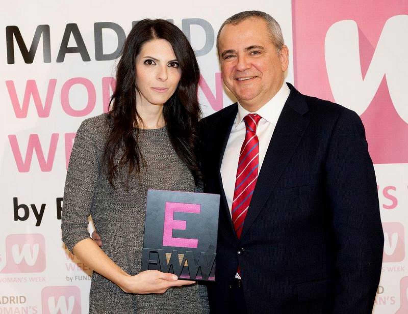 Premio Madrid Woman's Week 2016