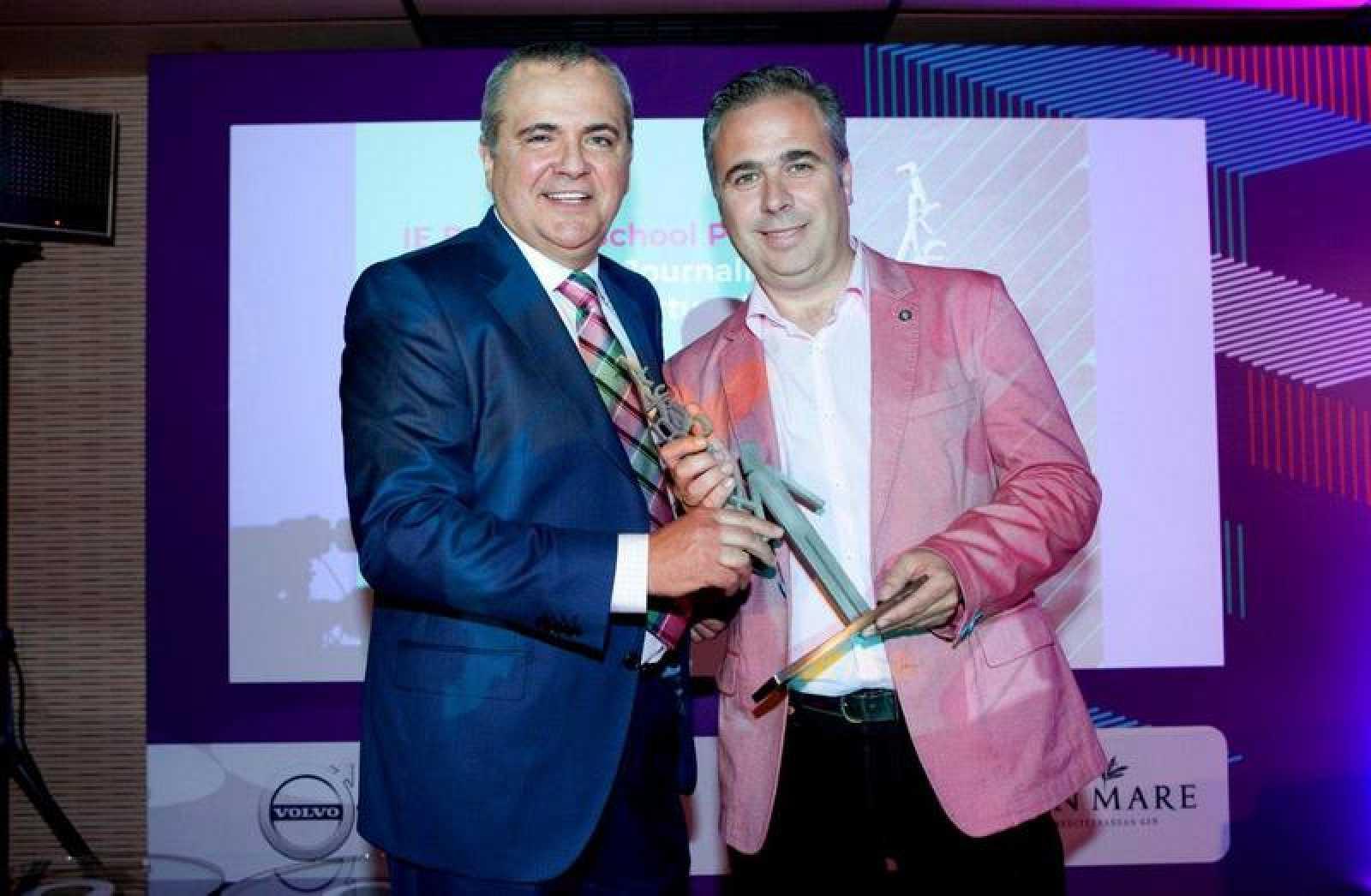 Premio de Periodismo Económico Hispano-Luso de IE Business School
