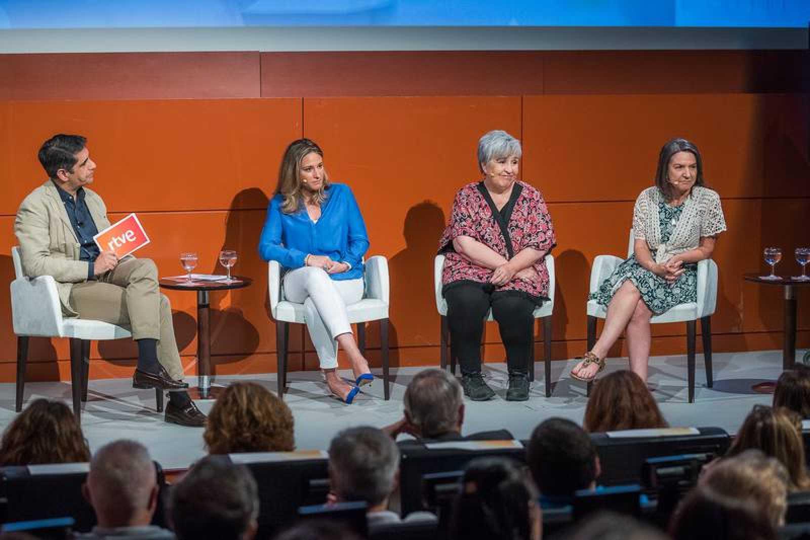 Encuentro responsable de RTVE 'Educación no sexista'