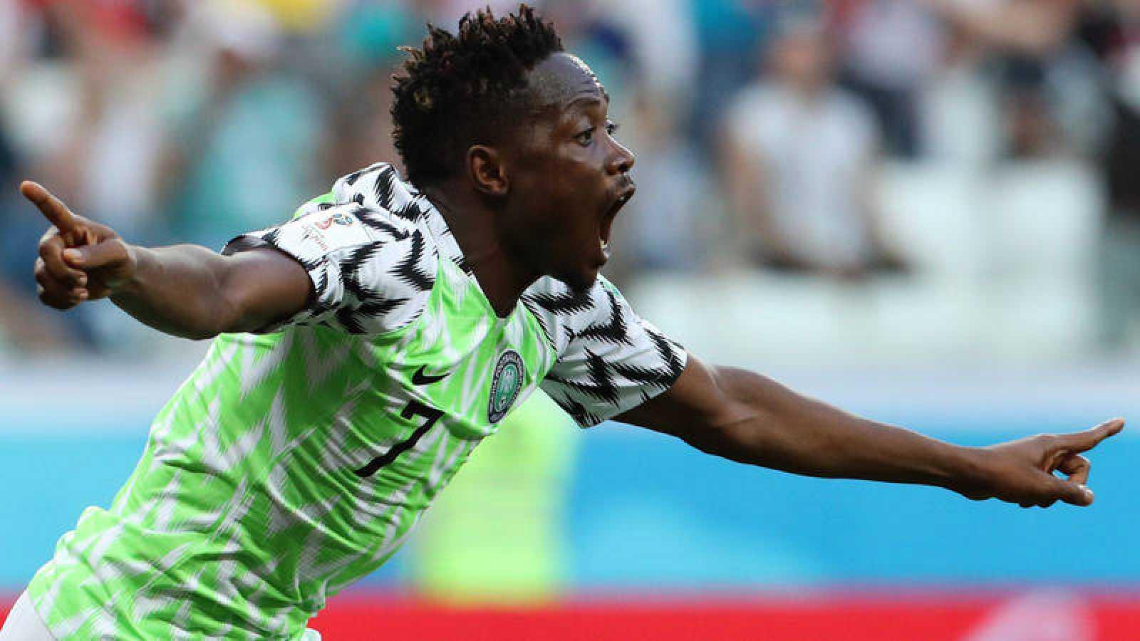 Mundial 2018   Nigeria vs Islandia