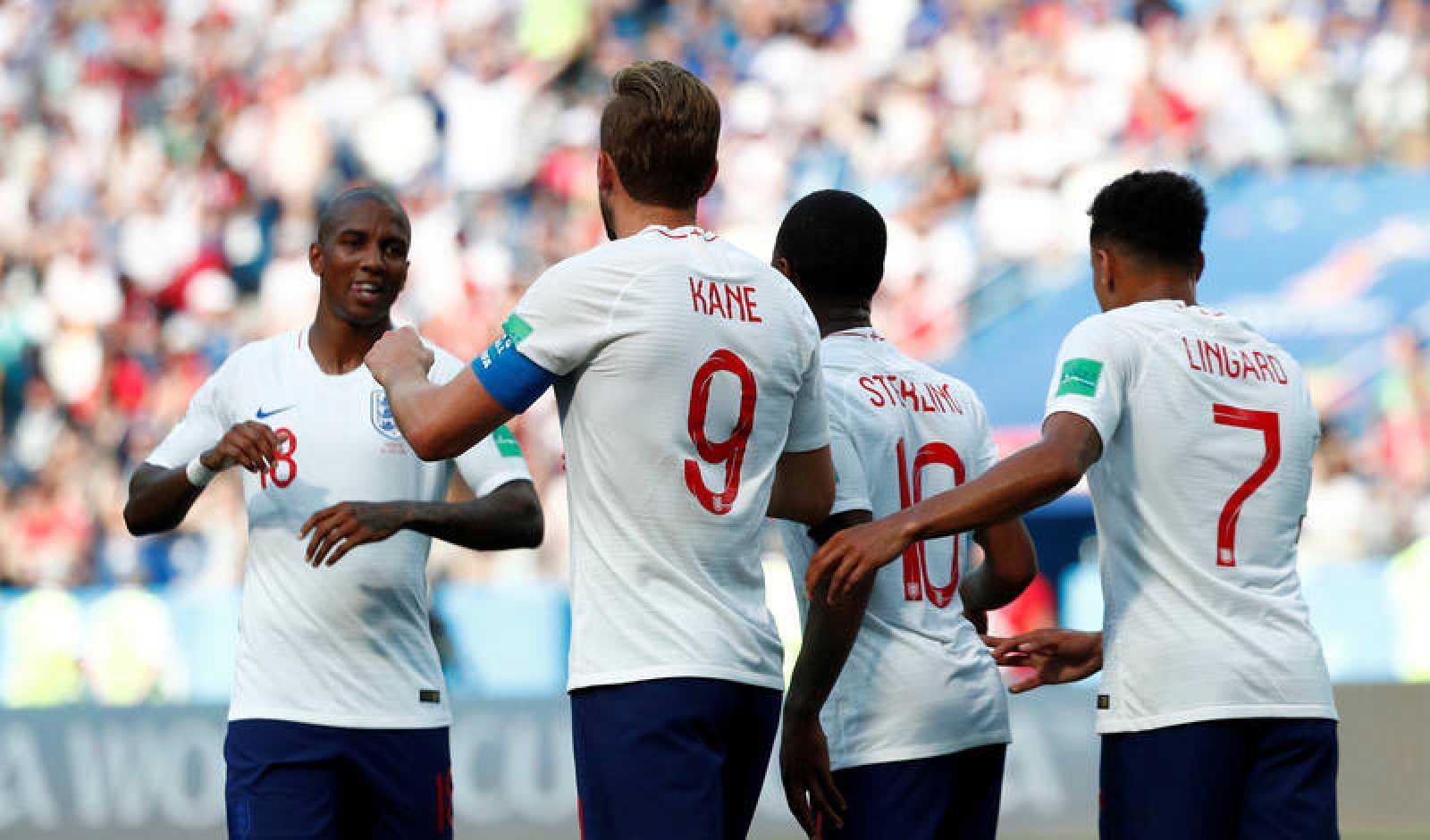 Inglaterra arrolla a Panamá y arrebata la primera plaza a Bélgica