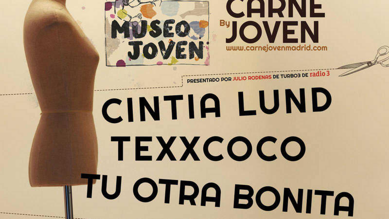 Julio Ródenas, director de Turbo 3, presenta el concierto con lo más jóven y prometedor de nuestra escena