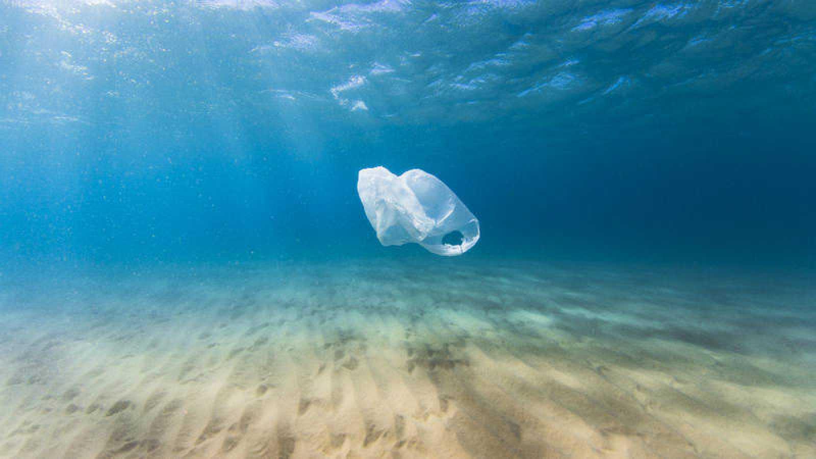 En el mar acaba gran parte del plástico que consumimos
