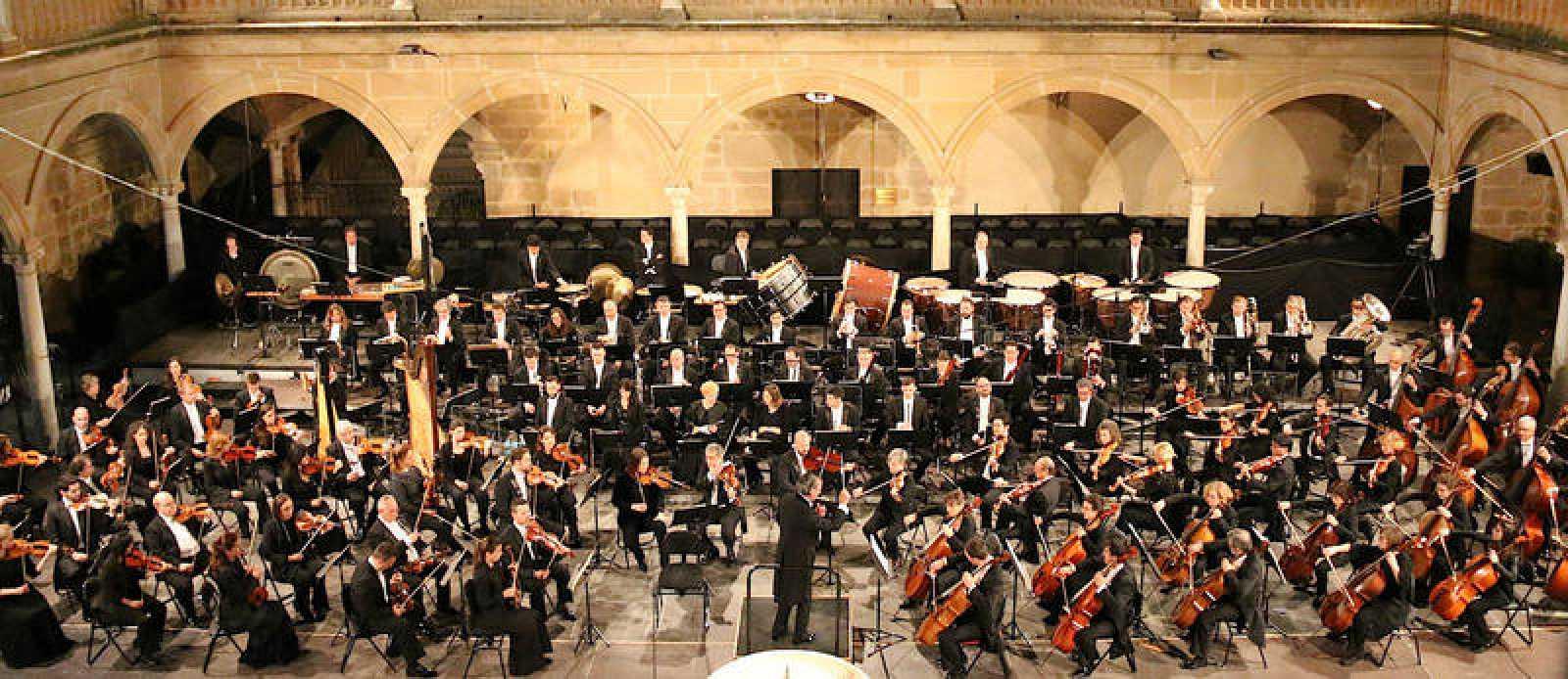 Orquesta RTVE en el Festival de Úbeda