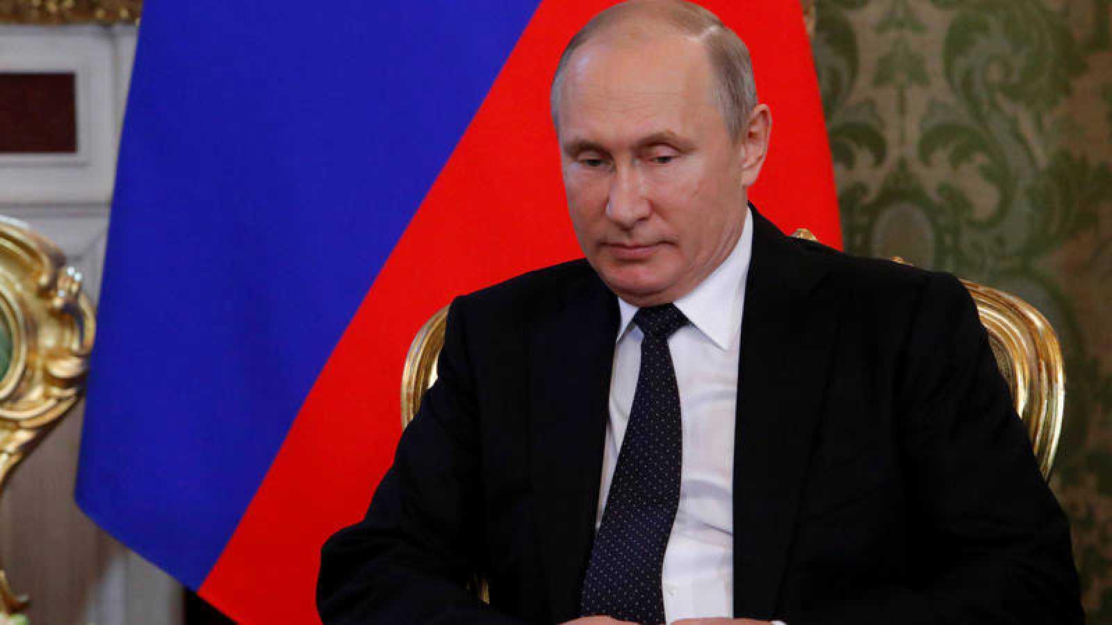 Putin no presenciará el España-Rusia por cuestiones de agenda