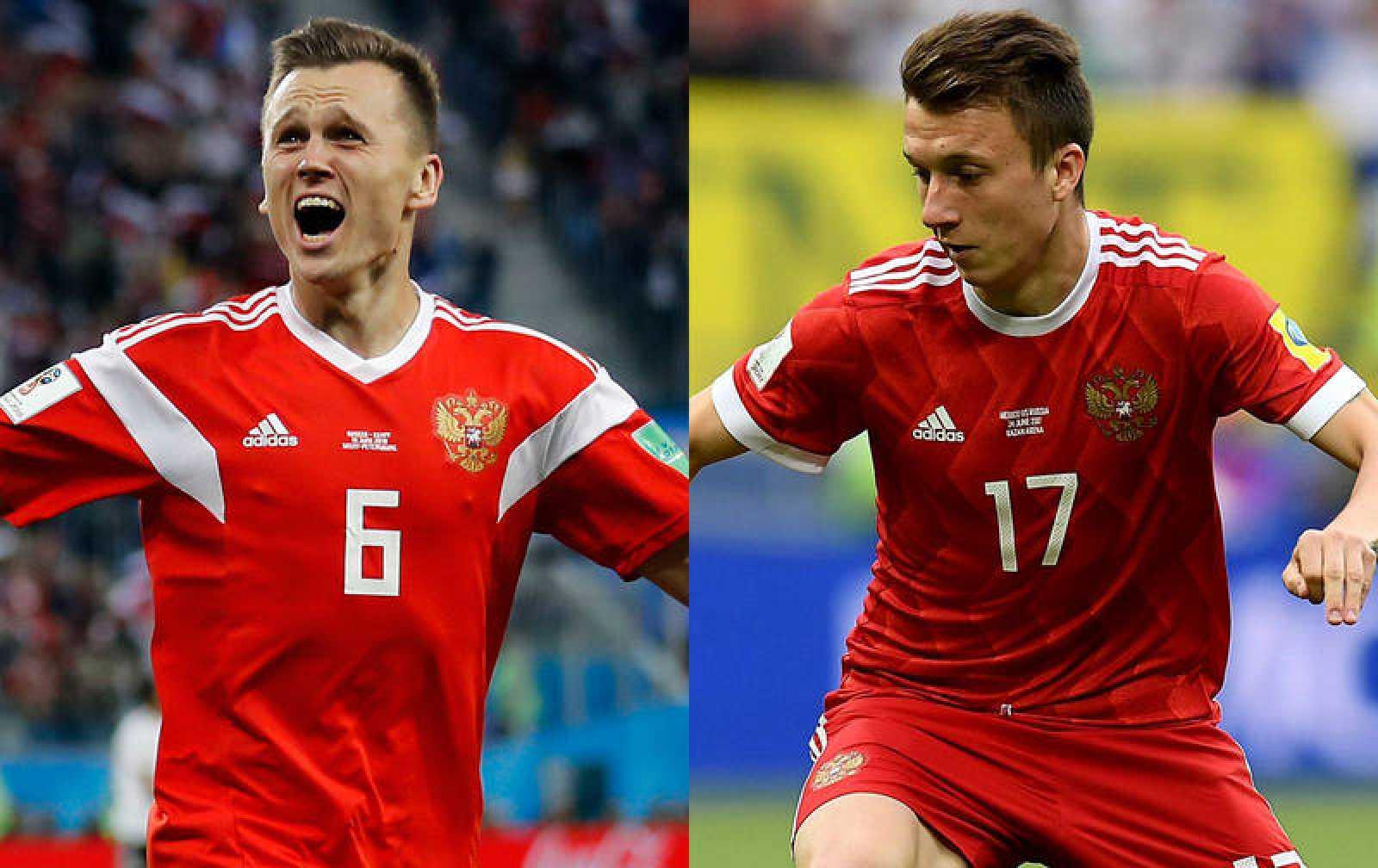 Cheryshev y Golovin puedan marcar la diferencia ante España.