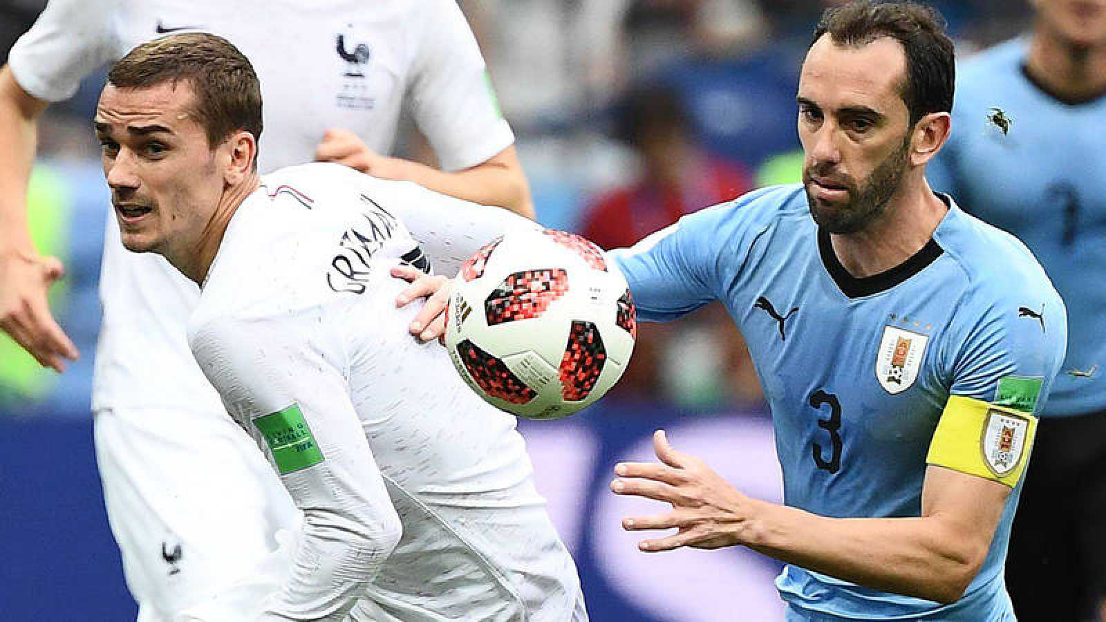 Mundial 2018   Uruguay vs Francia