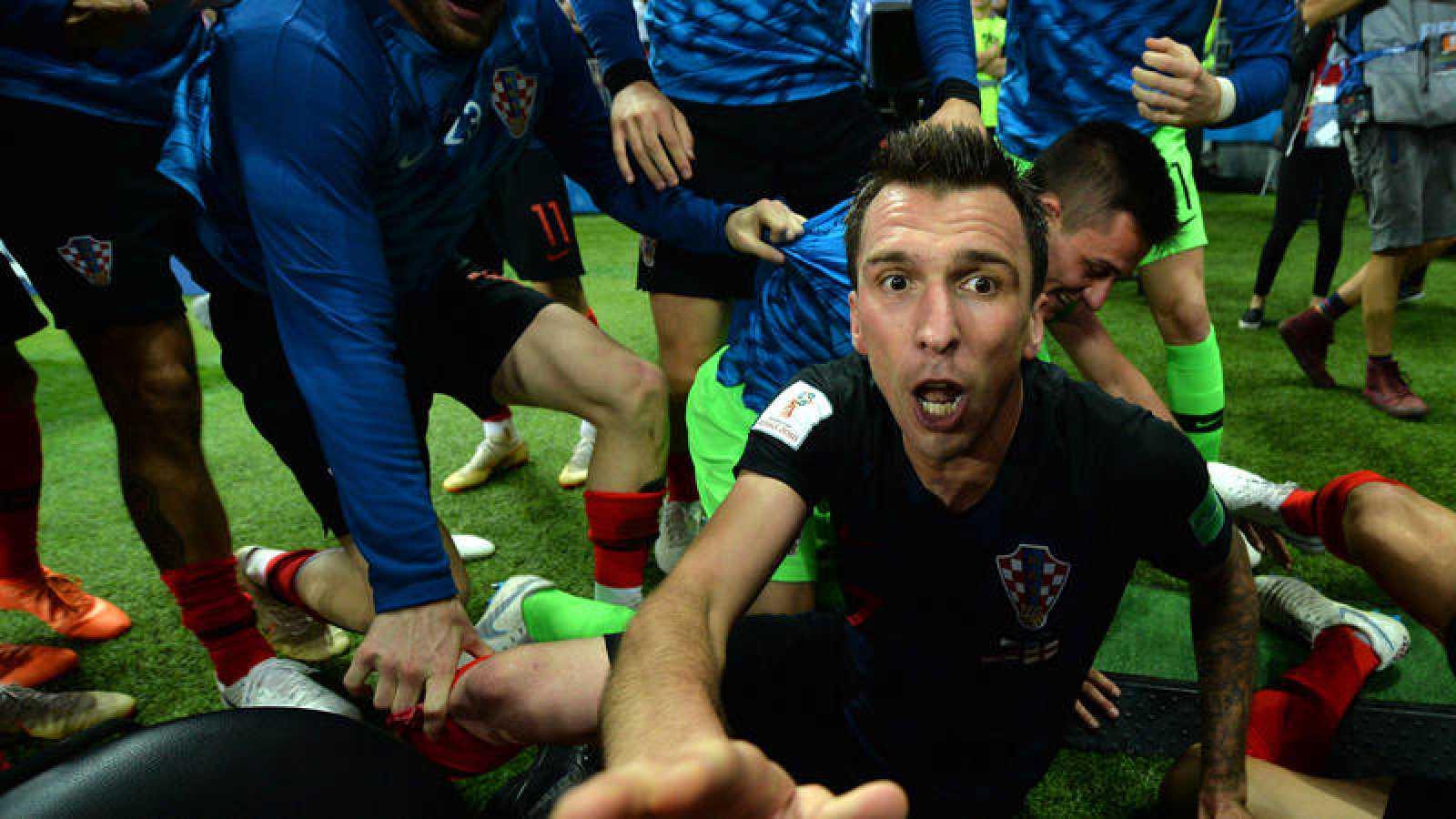 Mundial 2018   Croacia 2-1 Inglaterra