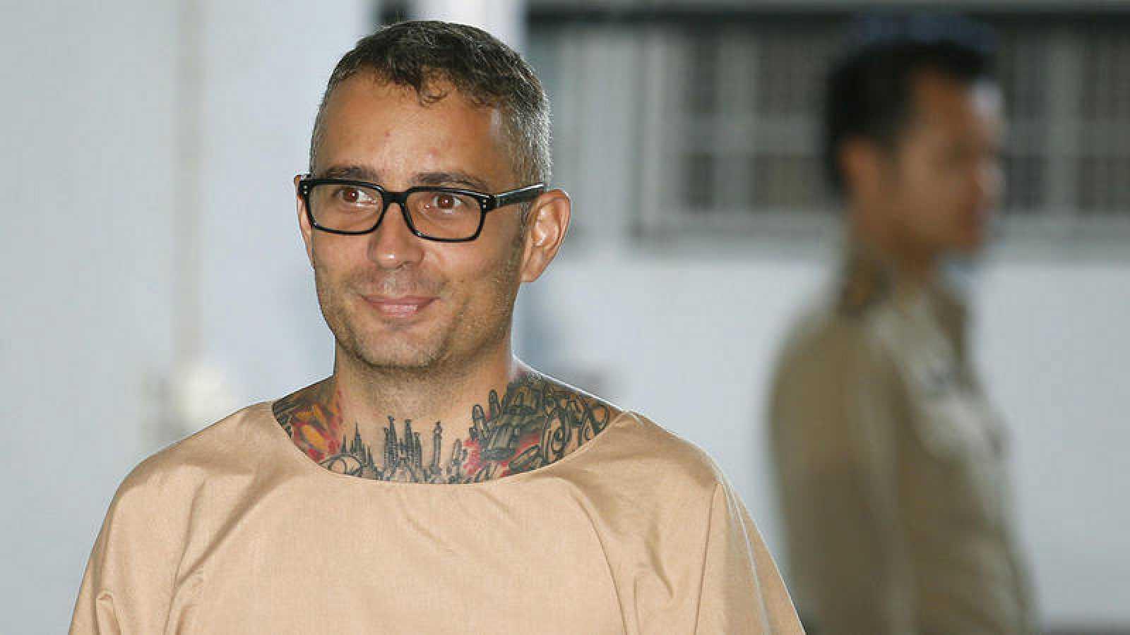 El español Artur Segarra, condenado por el asesinato de David Bernat