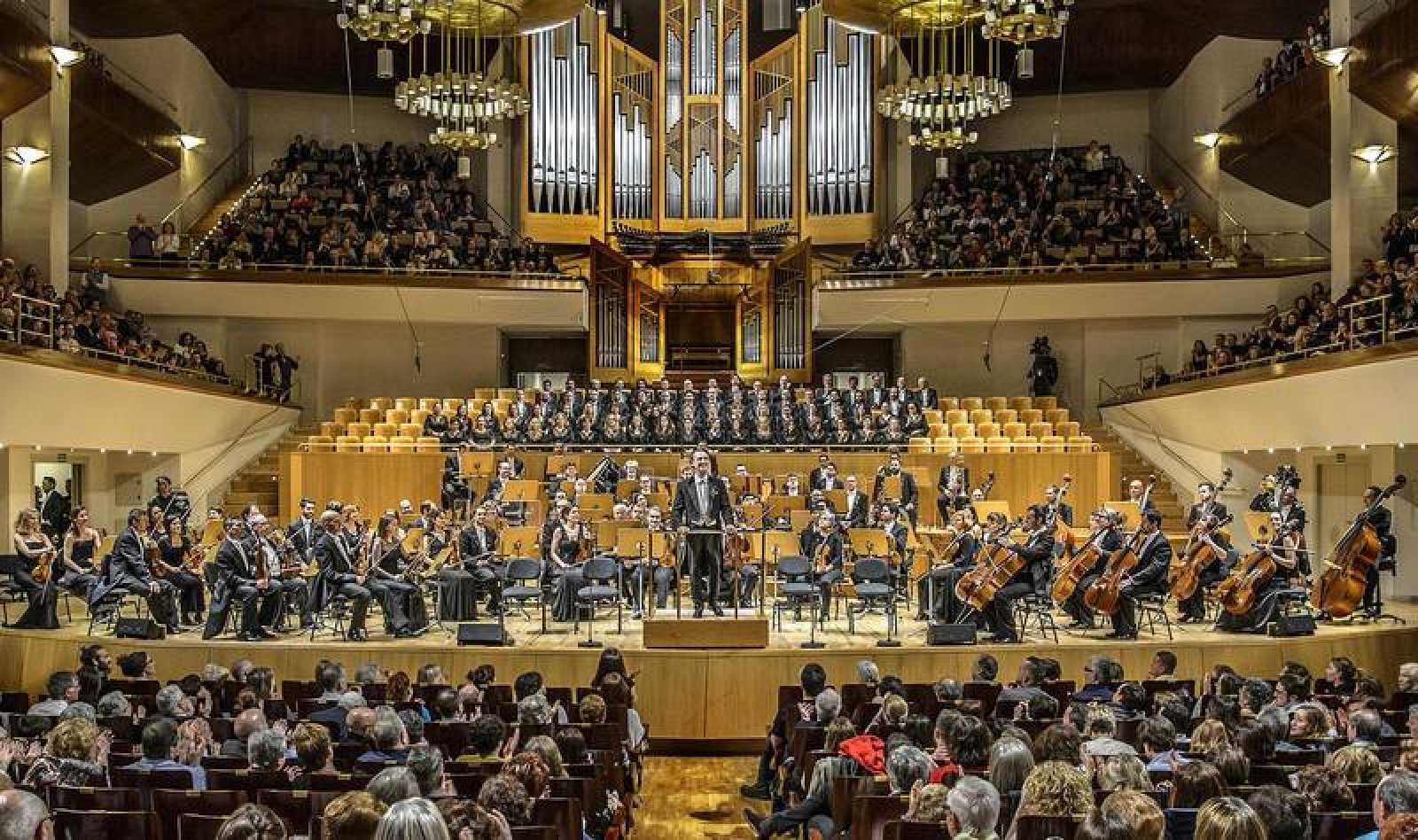 La Orquesta y Coro RTVE en el Auditorio Nacional