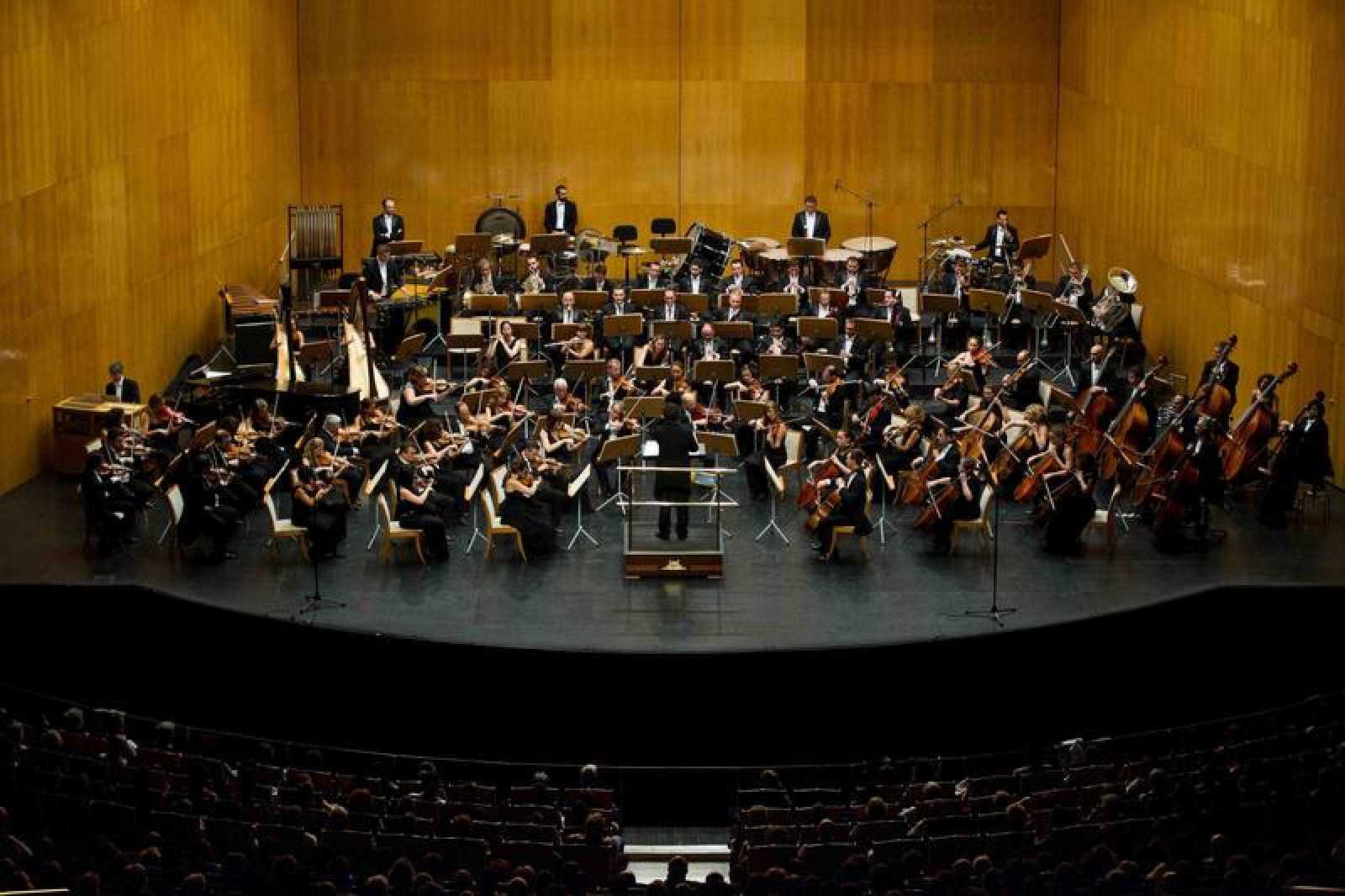 La Orquesta Sinfónica RTVE en el Festival de Santander