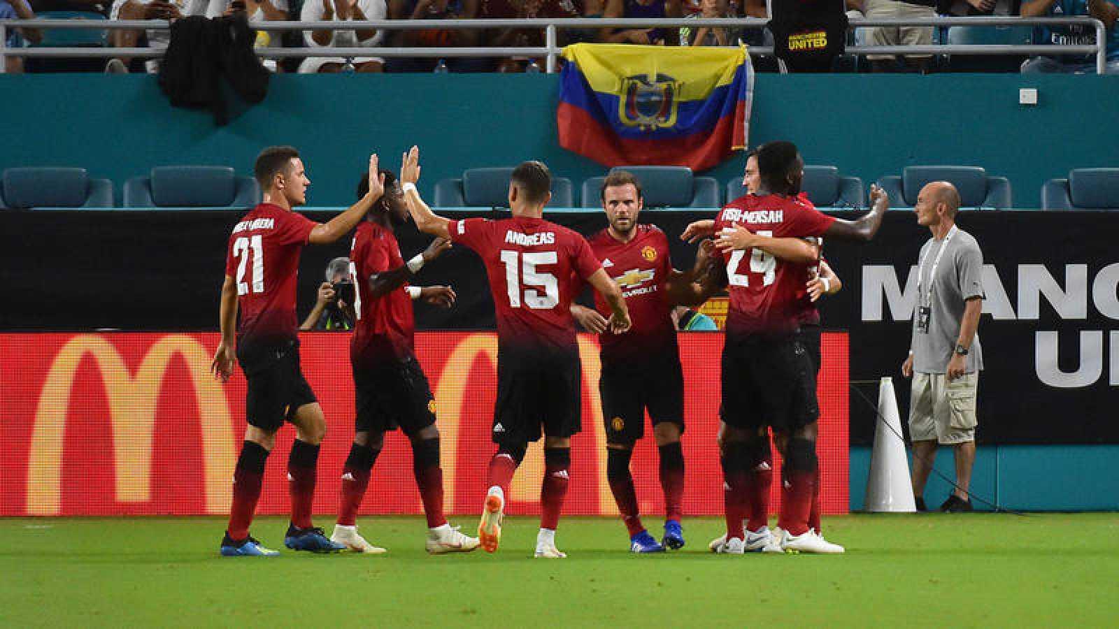 El Manchester United amarga el debut del Real Madrid de Lopetegui