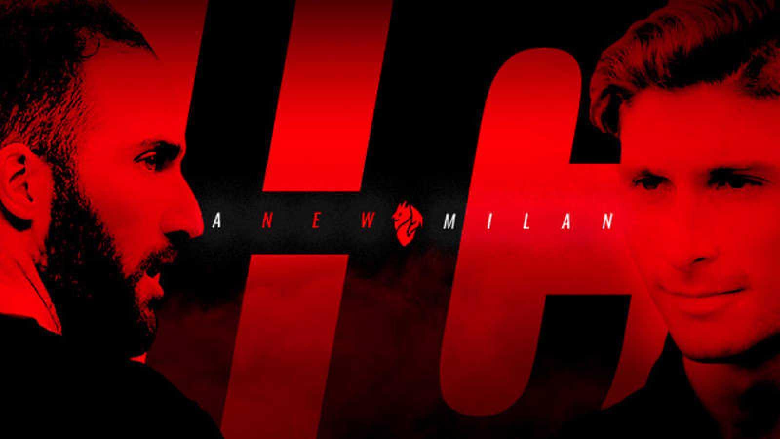 El Milan hace oficial los fichajes de Higuain y Caldara