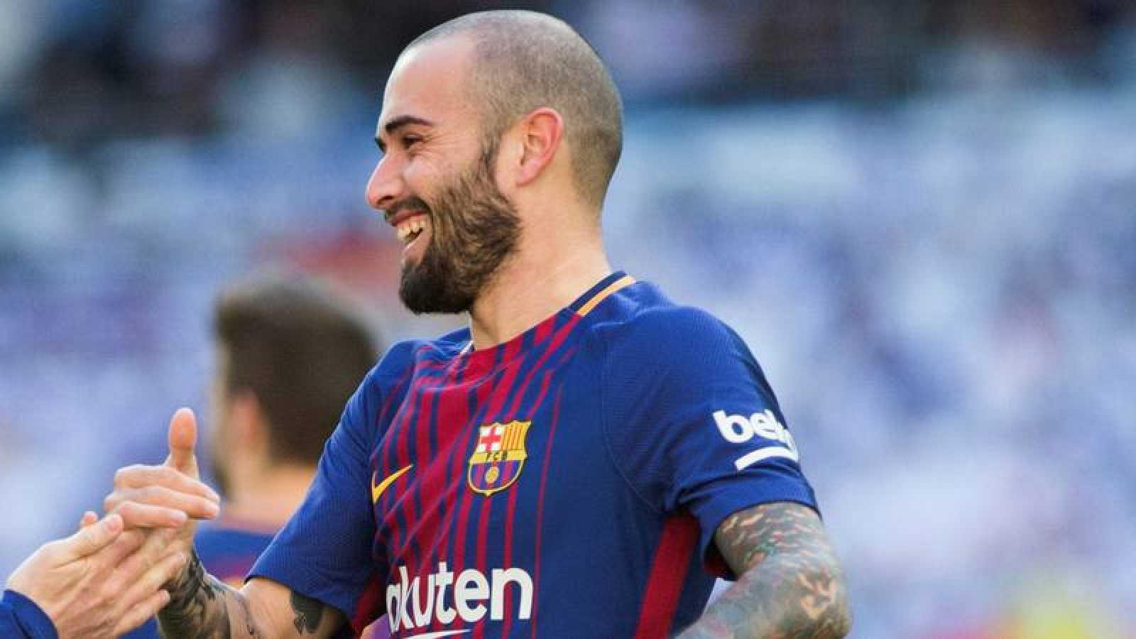 Aleix Vidal deja el Barça para volver al Sevilla