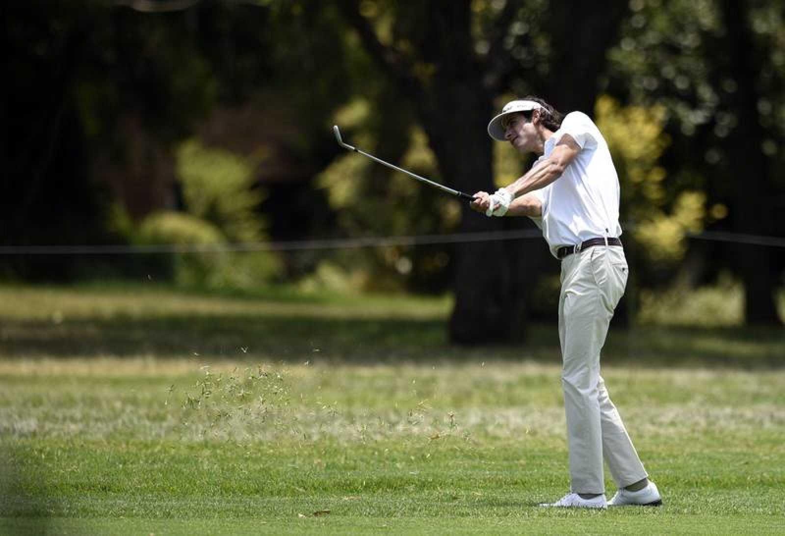 El golfista español Pedro Oriol.