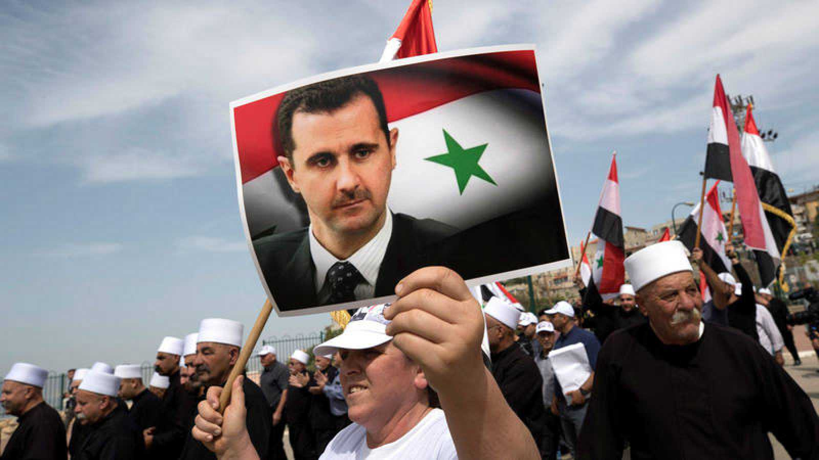 EE.UU. impone sanciones contra individuos y entidades por apoyar a Al Asad