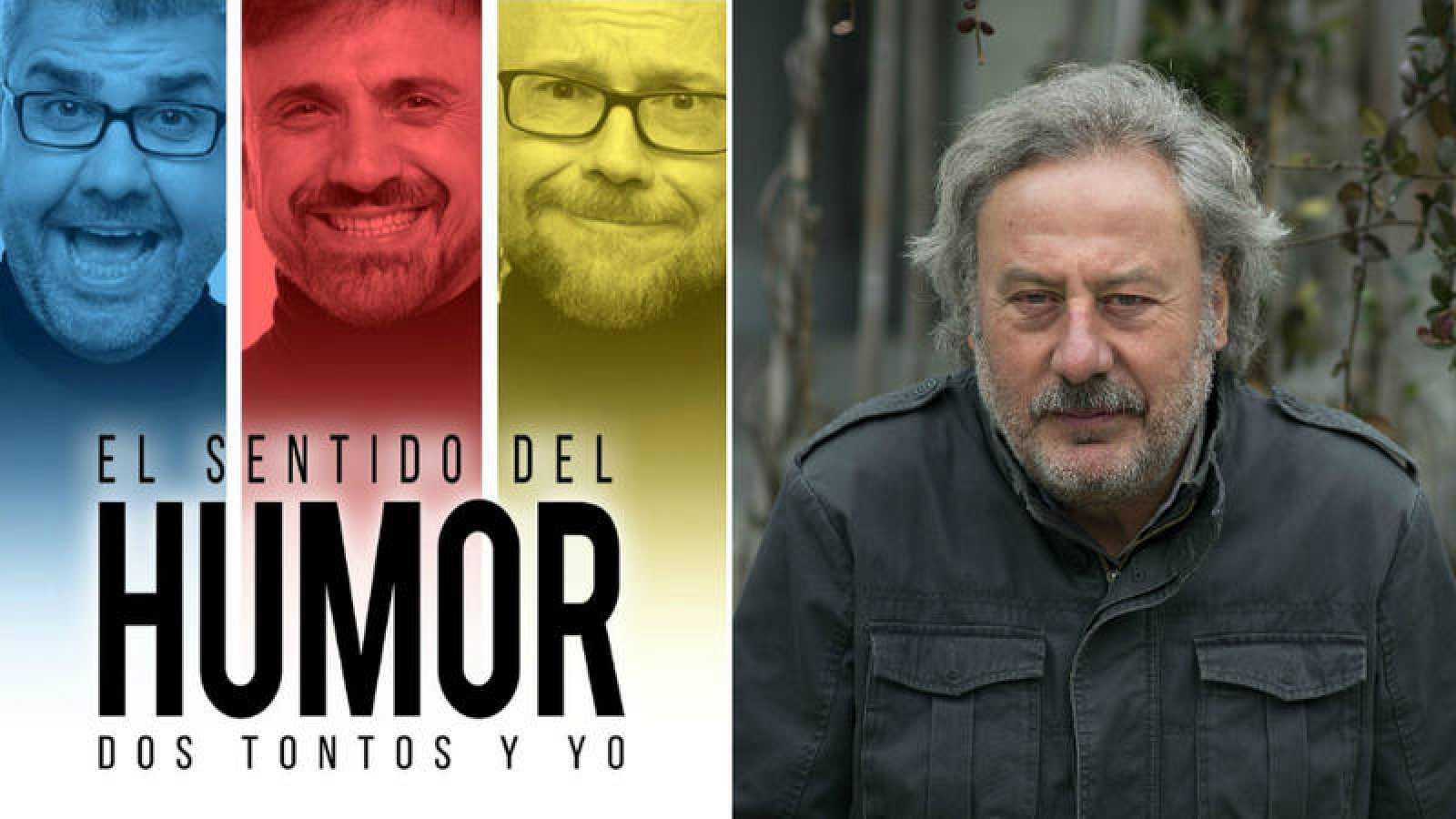 Florentino Fernández, José Mota, Santiago Segura y Julio Llamazares