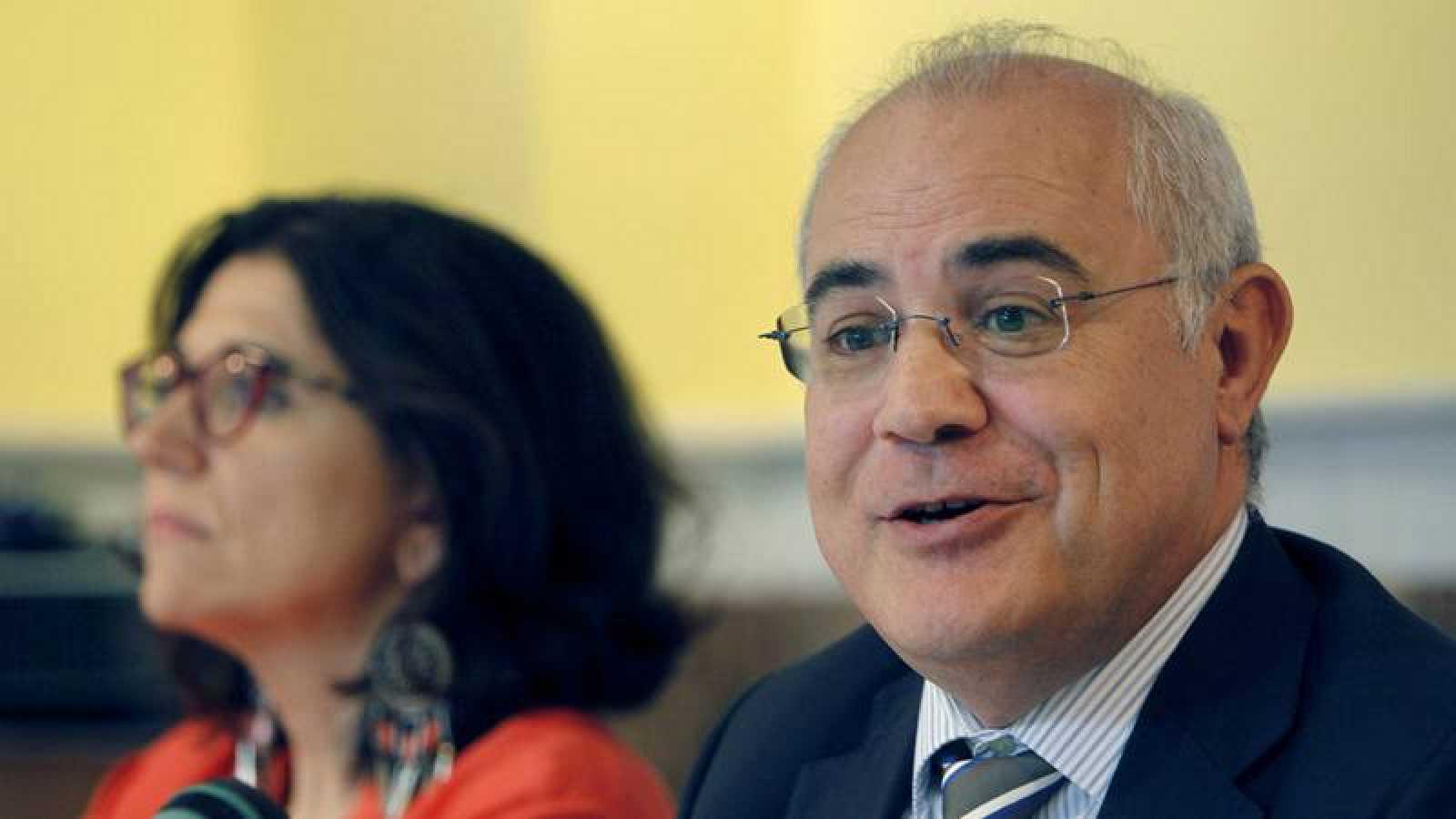 El juez Pablo Llarena, en una imagen de archivo