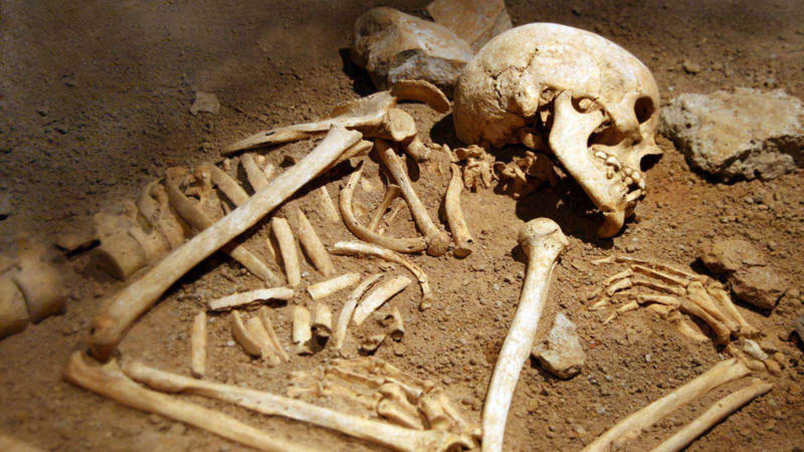 Los 'yamniki' mataron prácticamente a todos los varones ibéricos y esclavizaron a las mujeres.