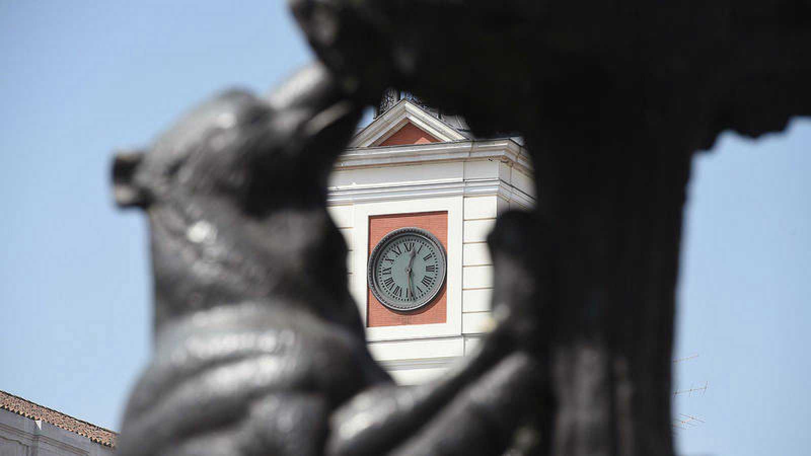 Las campanadas sonarán dos veces en fin de año en la Puerta del Sol