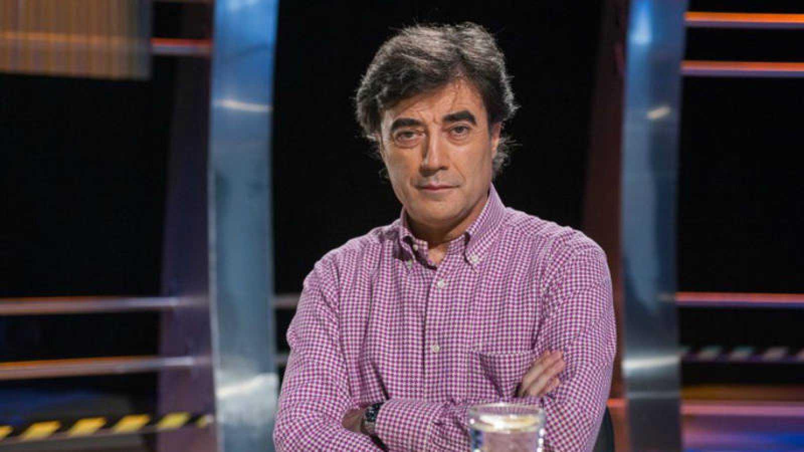 Tomás Fdo. Flores, director de Radio 3