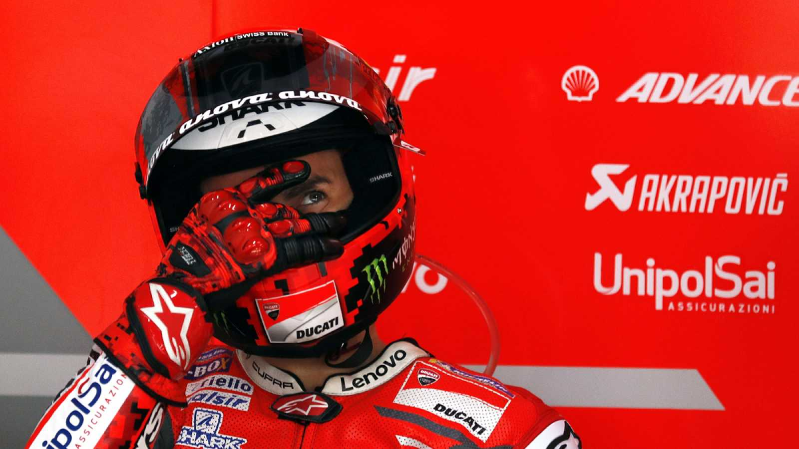 Jorge Lorenzo se prueba y decide no disputar la carrera japonesa