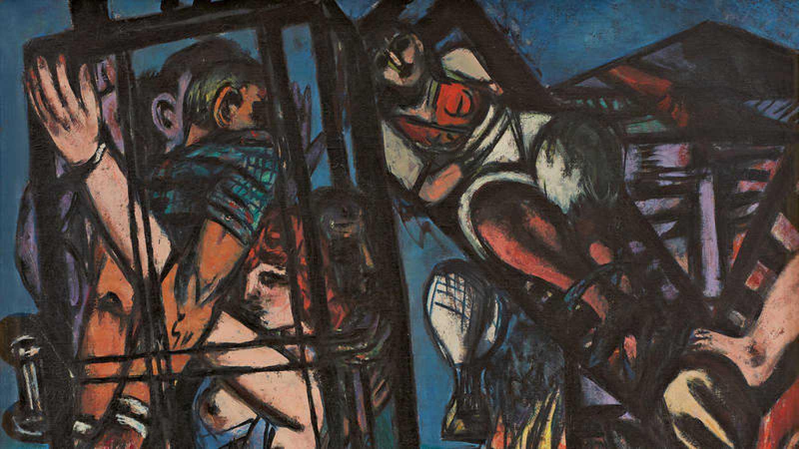 Arte | Max Beckmann y el dolor invisible del desarraigo - RTVE.es