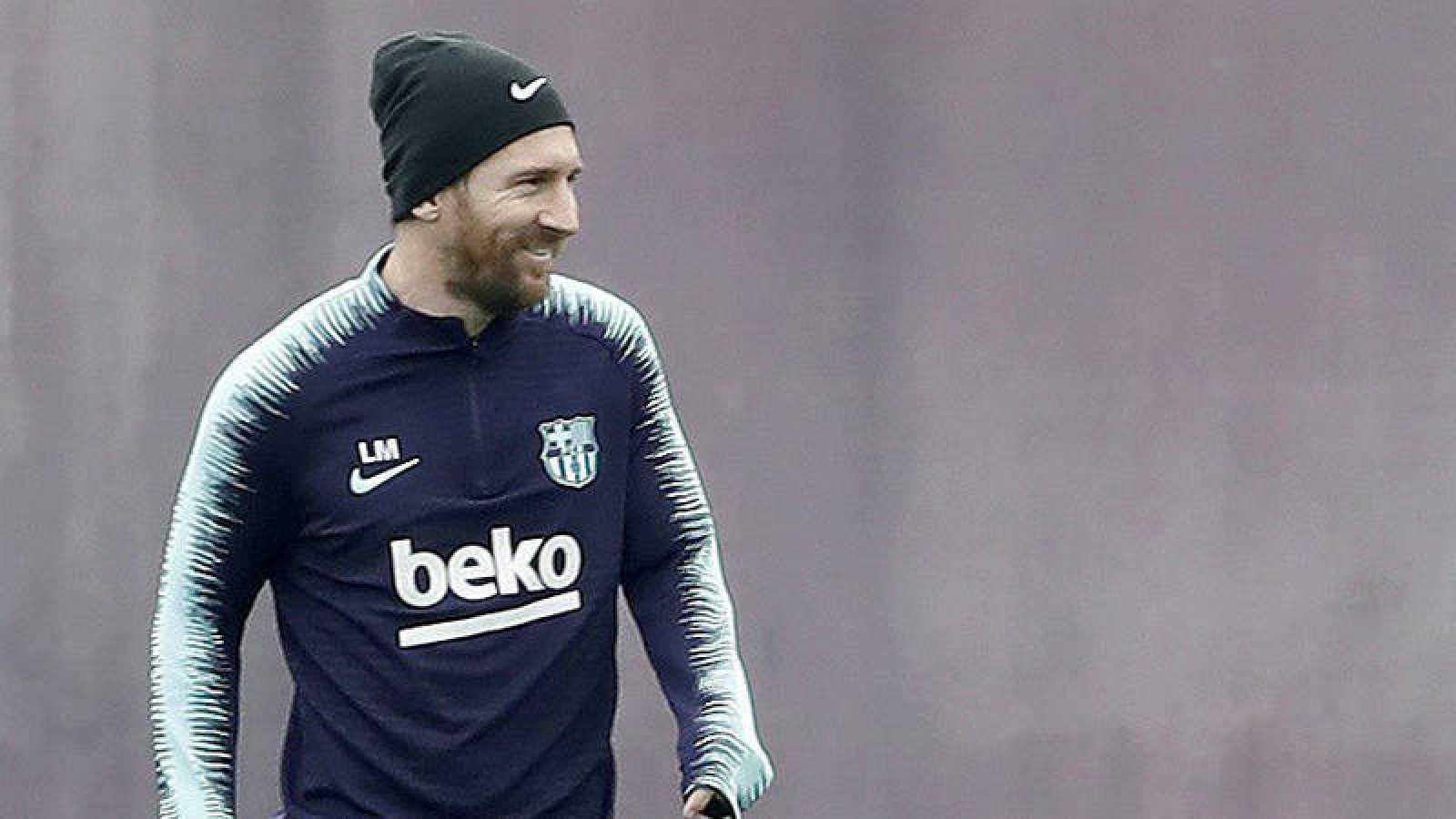 Messi entra en la convocatoria para Milán aunque no tiene aún el alta médica