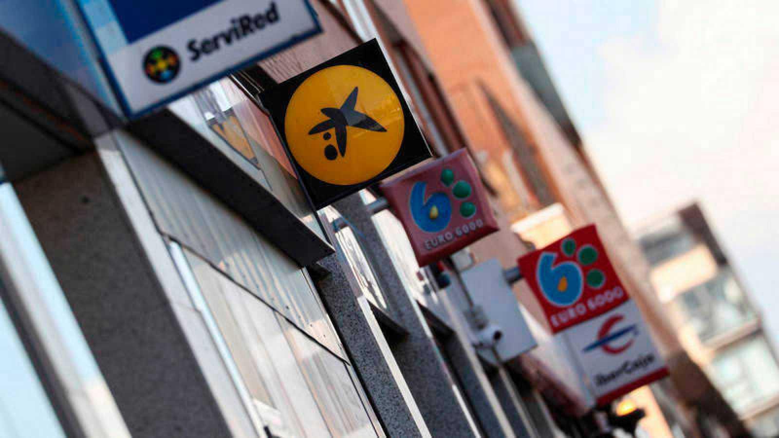 Antes de la crisis, en cada esquina había una sucursal y, a menudo, en la misma calle se contaban decenas de bancos distintos
