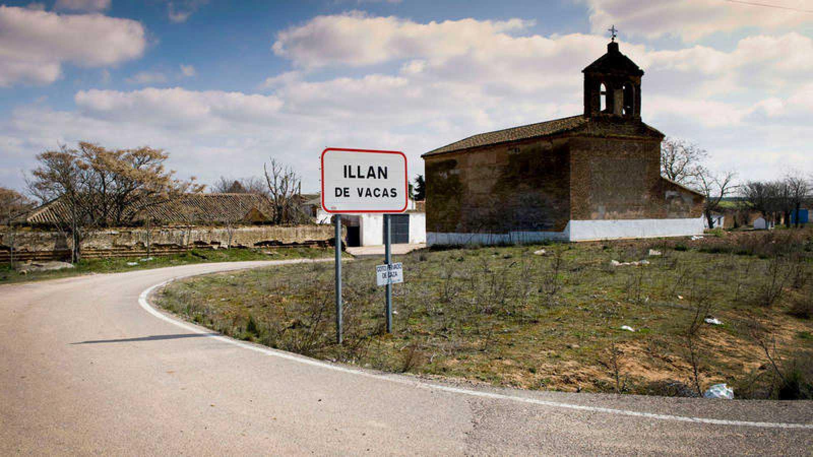 Illán de Vacas, en la provincia de Toledo, es el pueblo con menos habitantes de España según el último padrón