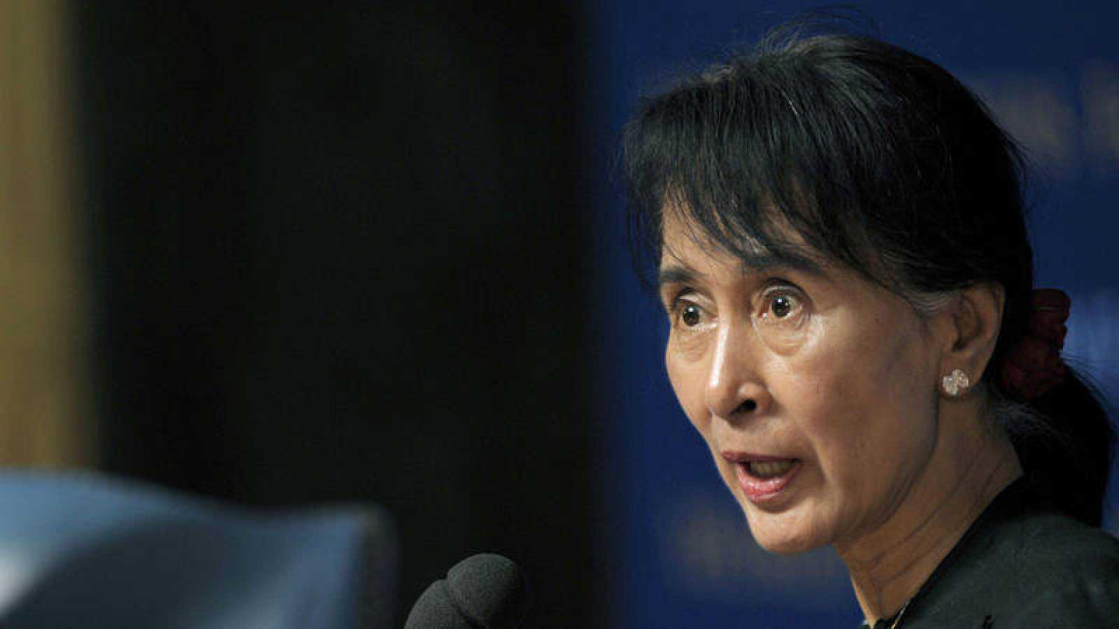 Amnistía Internacional retira su máxima distinción a la Nobel de la Paz Suu Kyi