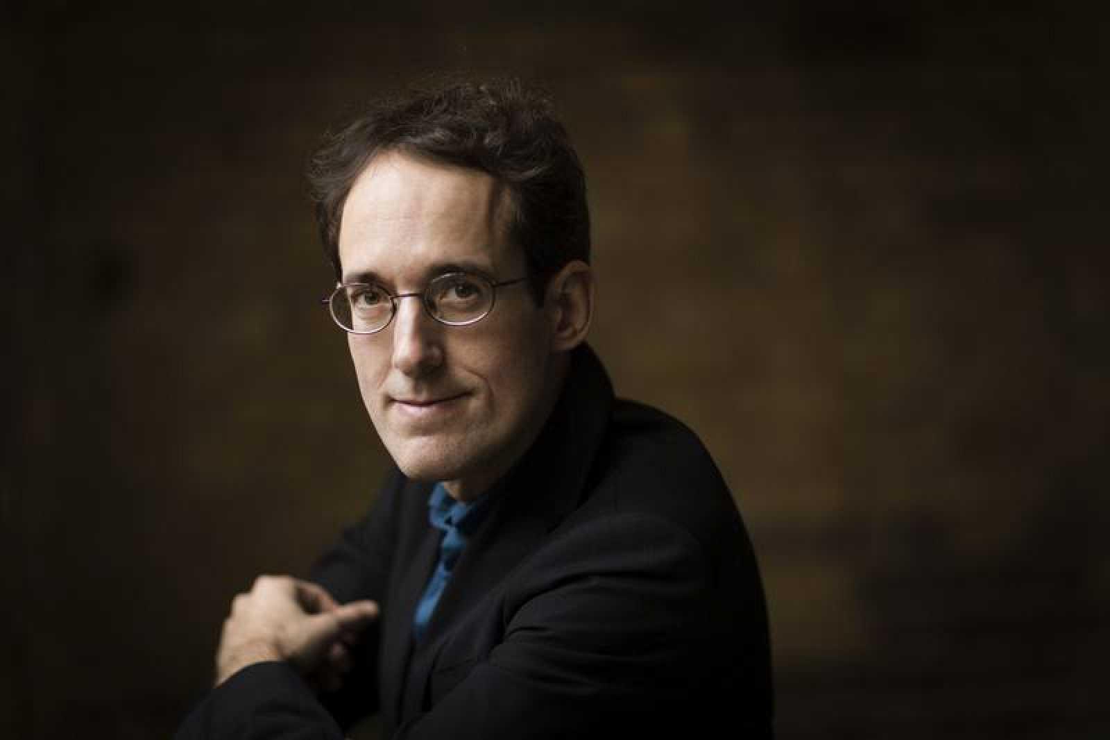 El director Pablo González