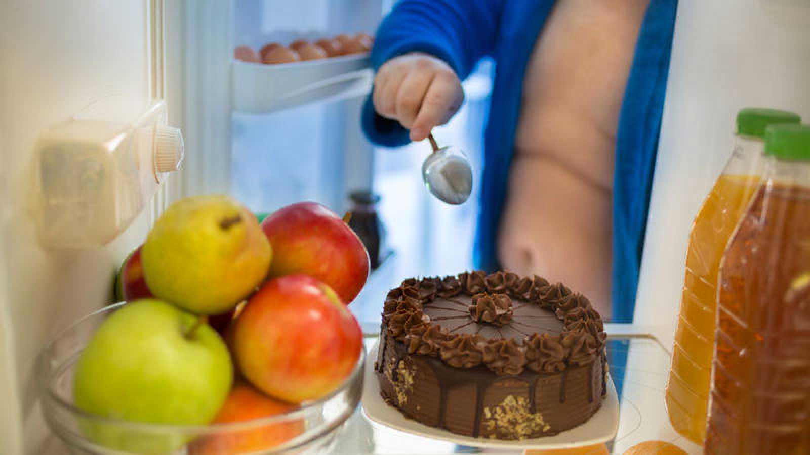 ¿hay un trastorno alimentario por comer demasiado?